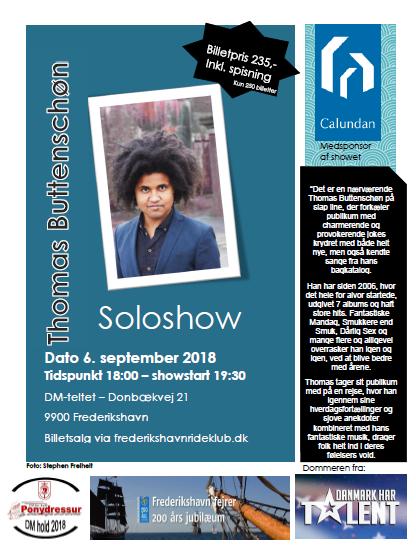 485140d74f38 Soloshow m Thomas Buttenshøn